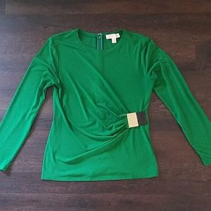 Green MICHAEL Michael Kors Top